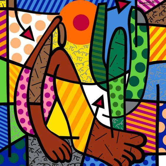 Romero Britto - Artista Brasileiro
