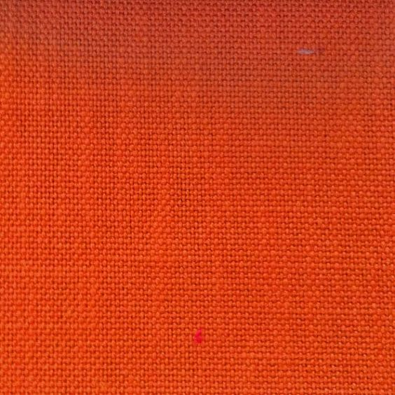 Orange Red Heavyweight Upholstery Fabric by WildCanaryShop on Etsy, $45.50