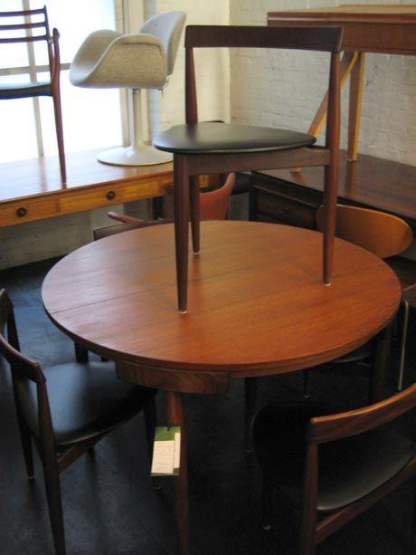 Hans Olsen Teak Dining Set