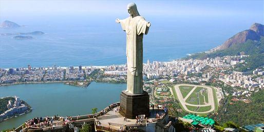 2298 € -- AIDA: Südamerika-Kreuzfahrt mit Flug & City-Tour
