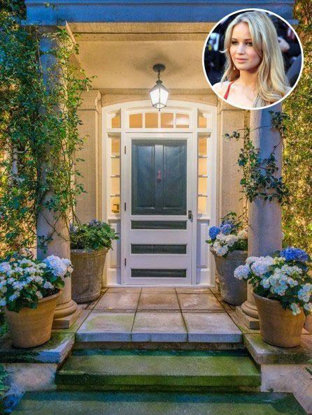 Celebrity Homes -   See Inside Jennifer Lawrence's $8M L.A. Home | House & Home