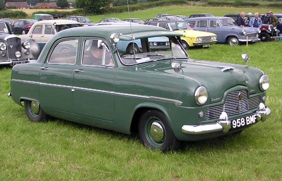Ford Of Britain Ford Zephyr British Cars Car Ford