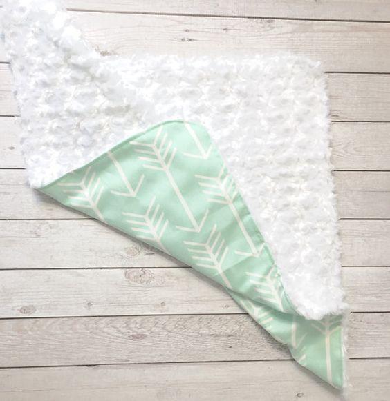 Sople por venta  género neutro bebé manta de bebé por BizyBelle