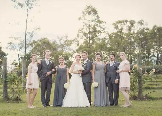 Nichole + Giles' Australian Wedding - The Hunter Valley Photo By MB Photography, LLC