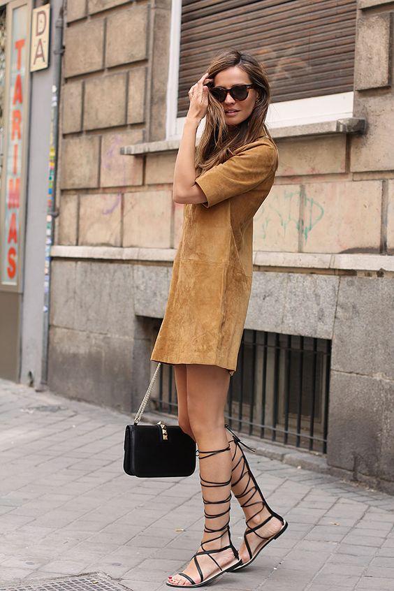 prenda de la semana, pixie gabrielle, vestido antelina, looks