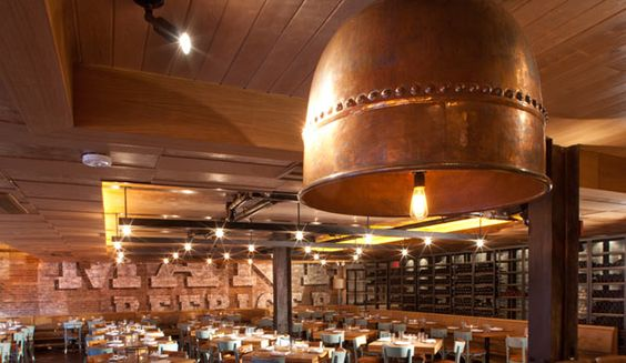 copper: Catch Ale, Nyc Restaurants, Catch Nyc, Nyc Catch, City Restaurants, Nyc S Meatpacking, Restaurant Designs, Venue Designs