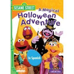 Sesame Street - A Magical Halloween Adventure - Spanish