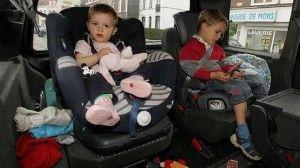 La sillita infantil debe situarse en sentido inverso a la marcha hasta los dos años | Cachicha.com