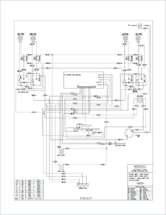 24 Wiring Diagram For Electric Stove With Images Electric