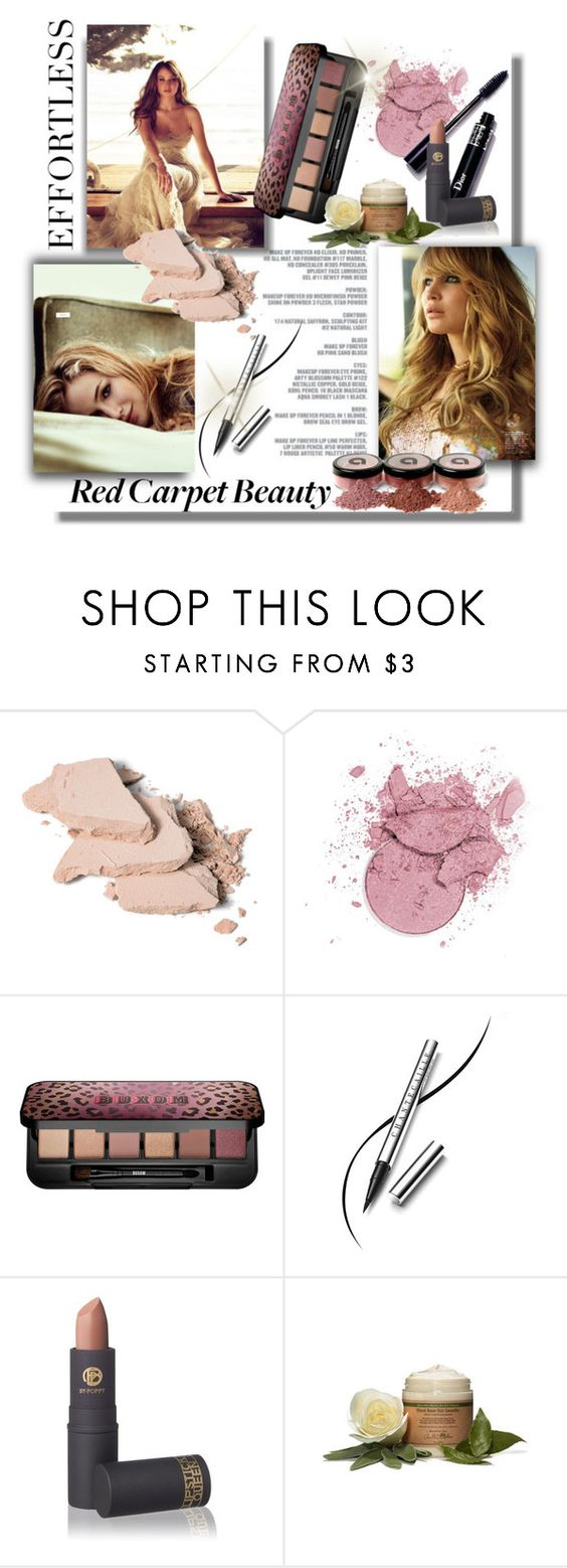 """""""Jennifer Lawrence"""" by signaturenails-dstanley ❤ liked on Polyvore featuring beauty, ASOS, Buxom, Chantecaille, Lipstick Queen, Carol's Daughter and Market"""