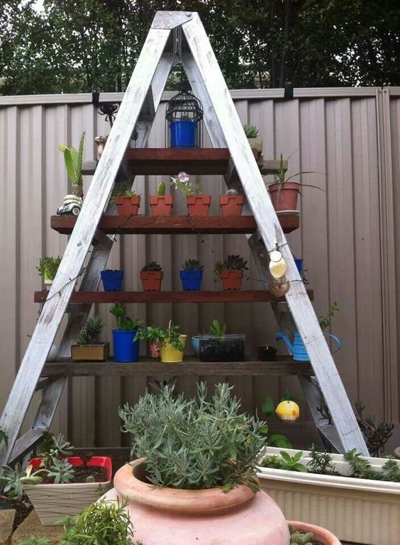Ladder idea