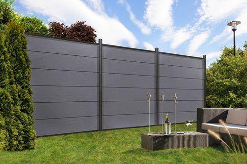 panneau moderne pour votre jardin
