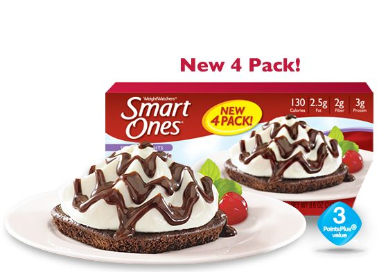 I reach for this Weight Watchers Smart Ones Brownie A La Mode when I need some serious Chocolate with Ice Cream. It is sweet and creamy while giving me that rich deep Chocolate I crave.