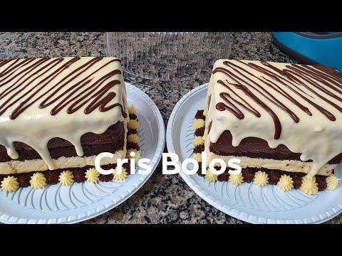 Bolo 2 Amores Ao Vivo Da Cris Bolos Youtube Com Imagens