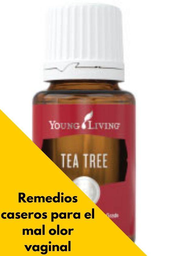 remedios caseros para el mal olor vaginal