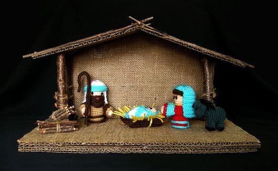 Amigurumi Nativity : Pinterest The world s catalog of ideas
