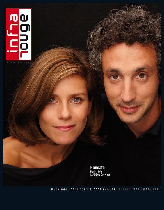 n°128 - Marina Foïs & Jérôme Dreyfuss