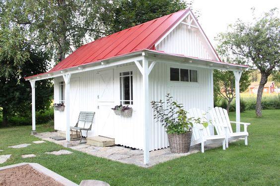 Gardens Decks And House Ideas On Pinterest