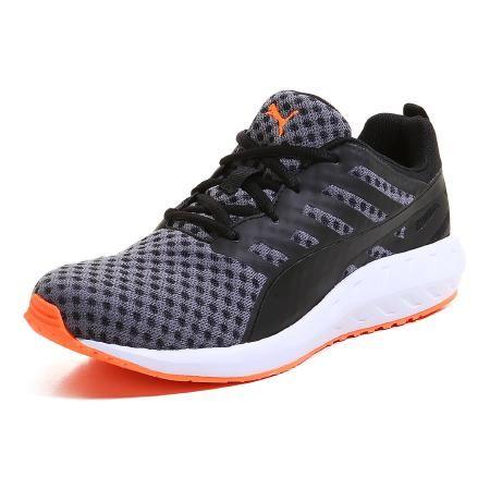 """€33.99 mit """"DEAL-EXTRA-15%"""" Gutschein-Code in Gr. 38 * Puma * FLARE Fitnessschuhe Damen * grau-orange"""