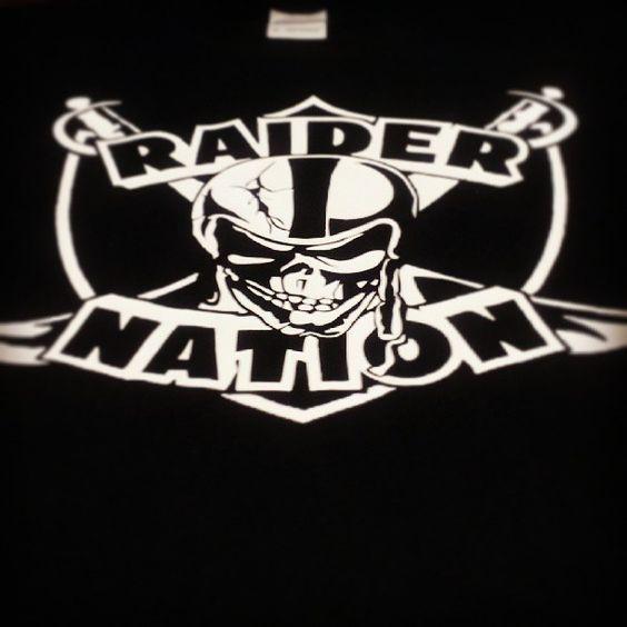 raider nation logos raider nation skull amp swords shirt