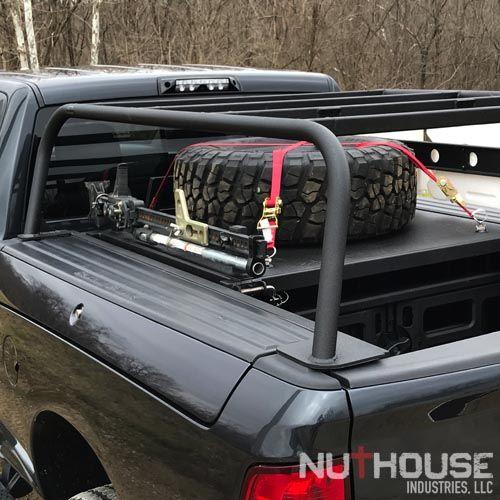 Nutzo Rambox Series Expedition Truck Bed Rack Nuthouse Industries Custom Trucks Custom Wheels Trucks Rambox