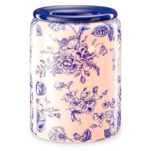 Vintage Floral Scentsy Warmer The Candle Boutique Scentsy Uk
