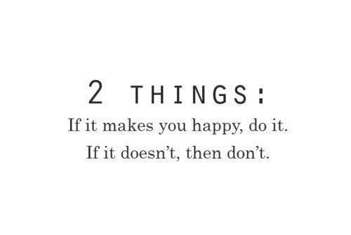 : Pretty Simple, Food For Thought, How To Be Happy, Happiness Quotes, Things Truth, Sounds Simple, The Rules, Simple Shouldn T, Daringquotes Happiness