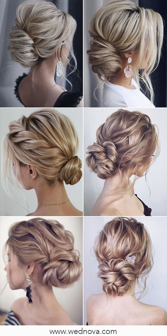 Elegant Bridal Hairstyle Updo Style Hairstyle Hairstyles Bridalhairstyle Weddinghairsty Bridal Hair Updo Wedding Hairstyles For Long Hair Bride Hairstyles