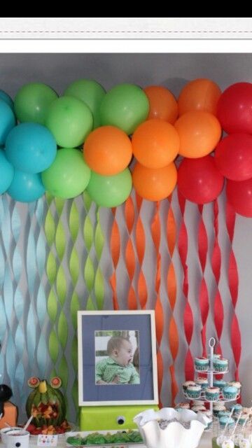 Great for party background