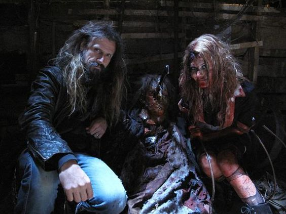 Halloween Rob Zombie Full Movie trailer Rob Zombie And Scout Taylor Compton On Set Of Halloween 2 2009