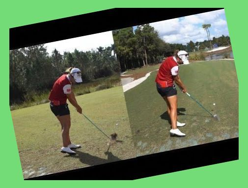 How To Hit A Driver For Beginners How To Hit A Driver Straight Off The Tee Driving A Golf Ladies Golf Clothes Beginners Driving Tips