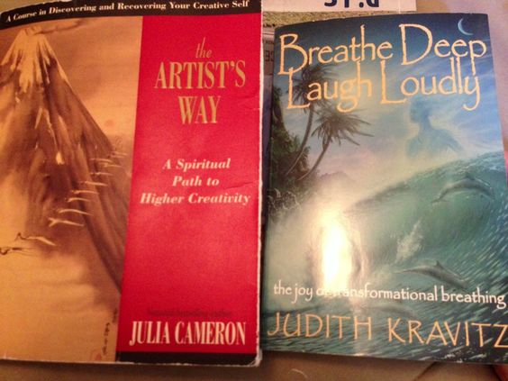Books I read and apply to my daily life for inspiration.