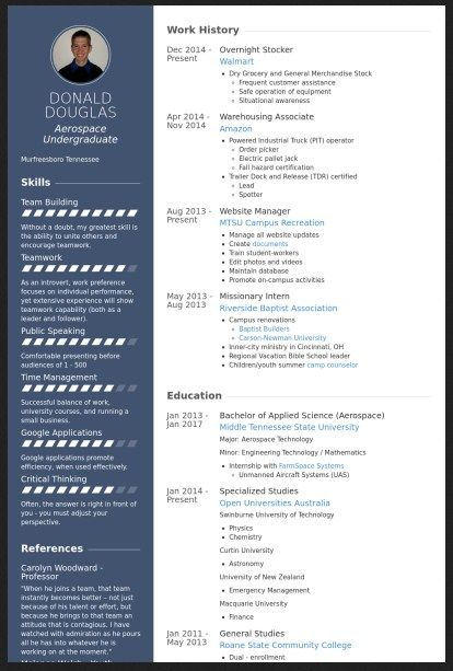 Overnight Stocker Resume Sample - http://topresume.info/overnight ...