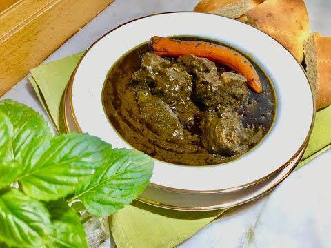 ملوخية تونسية باللحم بجميع تفاصيلها للمبتدئات علي طريقة أمي بنة عالمية ملوخية عيد الفطر Youtube Food Meat Beef