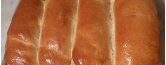 Pão da mamãe Deise