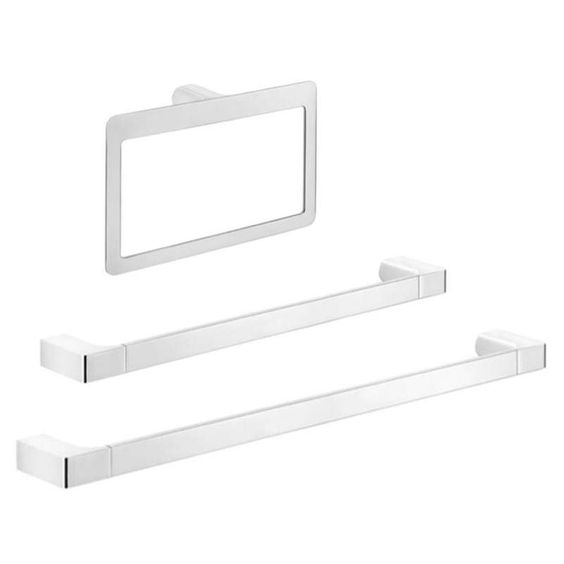 View the Gedy by Nameeks PI270 Pirenei Bathroom Accessories Set at Build.com.