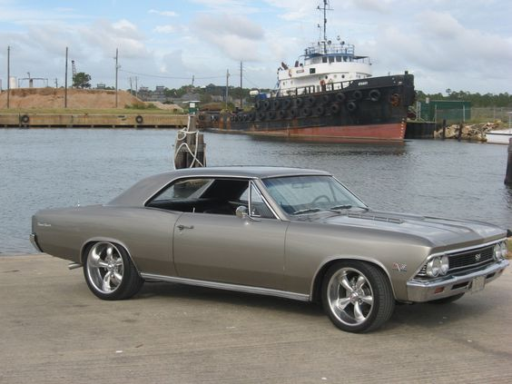New Guy from SoCal pics of my 66 - Chevelle Tech
