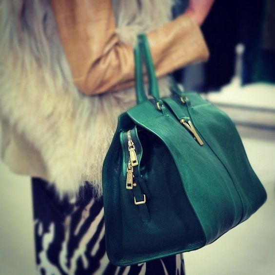 YSL ChYc bag, NM flagship.