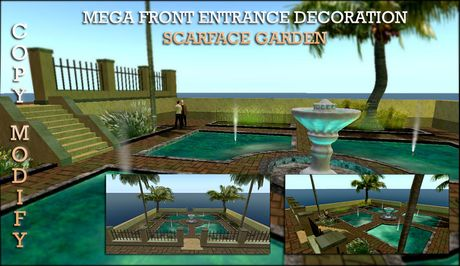 Scarface Garden Copy Modify 127 impact