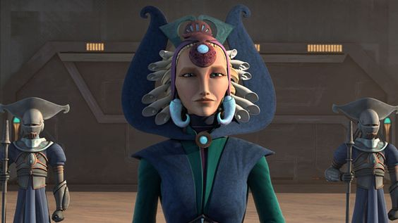 Duchess Satine Kryze ~ The leader of Mandalore during the Clone Wars, Duchess Satine of Kalevala was a controversial figure. She longed to move Mandalore beyond its violent past and instituted a government that valued pacifism. Though Mandalore did begin to rebuild under her guidance, the dark shadow of the Clone Wars made the Duchess' goals difficult to achieve.