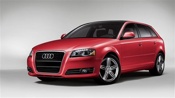 2010 Audi A3 Red...the Sub Special ;)