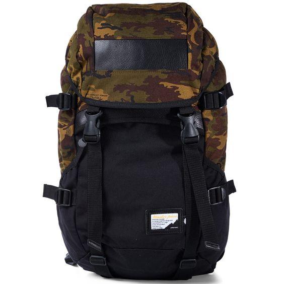 Master-Piece x P01 Backpack (Multi Camo)