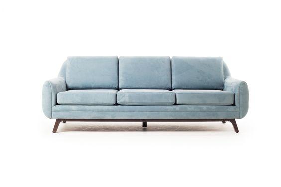 Calhoun Sofa in Echo Mint Bean  http://joybird.com/sofas/calhoun-sofa/?fabric=echo_Mint_bean