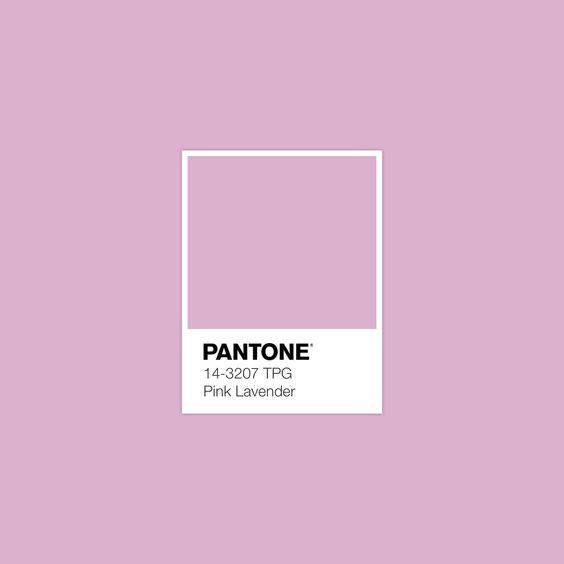 #Pink Lavender #Pantone #luxurydotcom