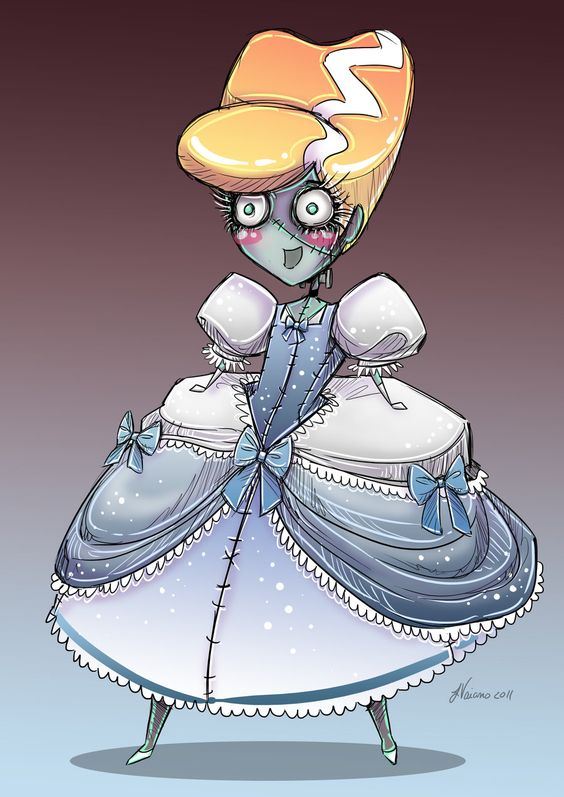 Franken Cinderella