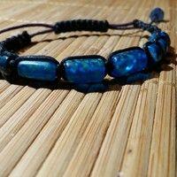 Hand made quality designer bracelet or anklet by CF Designer