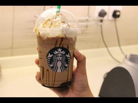 طريقة عمل ستاربكس فرابتشينو بطريقة جدا لذيذة How To Make Starbucks Fr