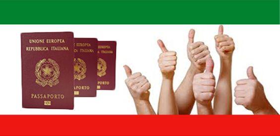 pasaportes beneficios ciudadania italiana