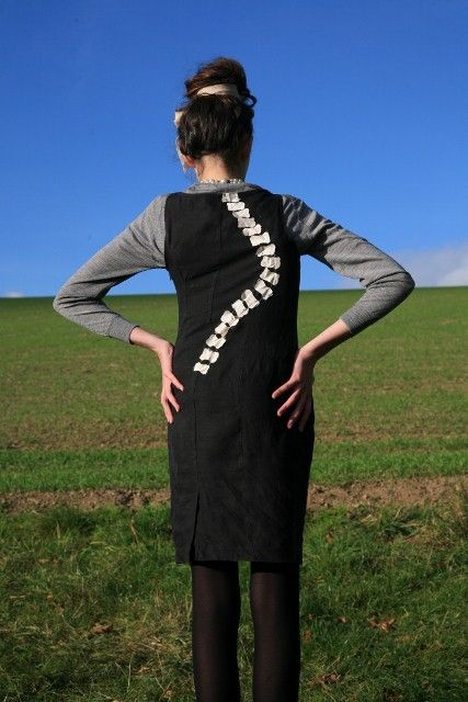 scoliosis dress