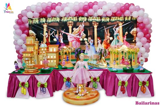 Barbie 12 Bailarinas